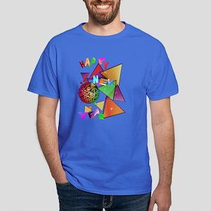 Exploding New Years Ball Dark T-Shirt