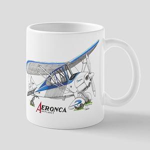 Aeronca Airplanes Mug