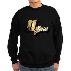 11 Alive Color: Sweatshirt (dark)