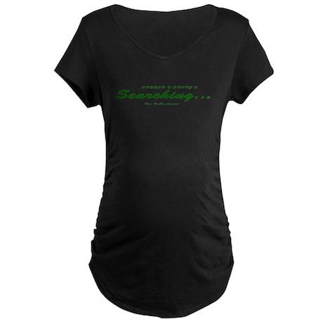 Searching... Maternity Dark T-Shirt
