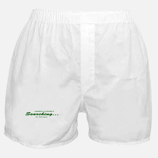 Searching... Boxer Shorts