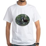 Buck and Doe White T-Shirt