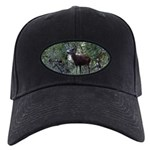 Buck and Doe Black Cap
