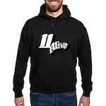 11 Alive BW: Hoodie (dark)