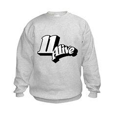 11 Alive BW: Sweatshirt