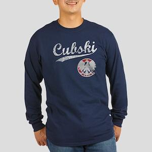 Cubski Long Sleeve Dark T-Shirt