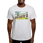 Greetings from Minnesota Light T-Shirt