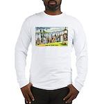Greetings from Minnesota Long Sleeve T-Shirt