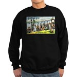 Greetings from Minnesota Sweatshirt (dark)