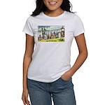 Greetings from Minnesota Women's T-Shirt