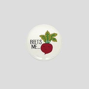 Beets Me... Mini Button
