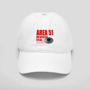 AREA 51 TOP SECRET, Cap