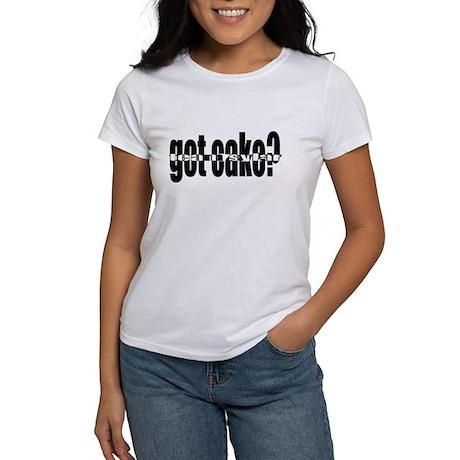 Got Cake? Team Sylar Women's T-Shirt