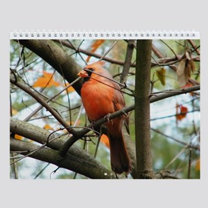 Song Birds Wall Calendar