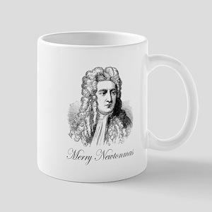 Merry Newtonmas Mug