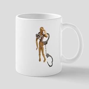 Wedding jitters Mug