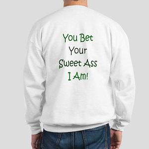 turtle w/back design Sweatshirt