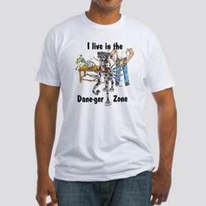 NMrl ILIT Dane-ger Zone Fitted T-Shirt