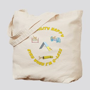 Agility Happy Tote Bag