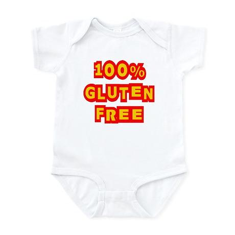 100% Gluten Free Infant Bodysuit