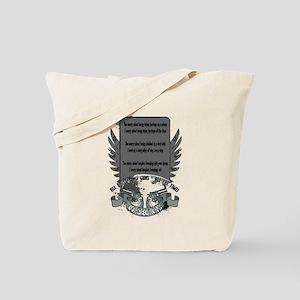 Worry Tote Bag