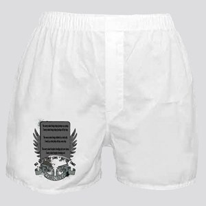 Worry Boxer Shorts