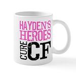Hayden's Heroes Mug