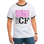 Hayden's Heroes Ringer T