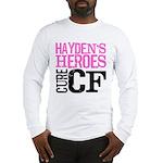 Hayden's Heroes Long Sleeve T-Shirt