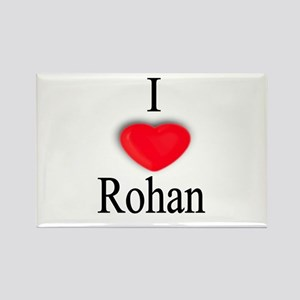 Rohan Rectangle Magnet