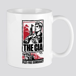 CIA Unmanned Drone Mug