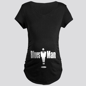 BLUESMAN, Maternity Dark T-Shirt