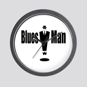 BLUESMAN, Wall Clock