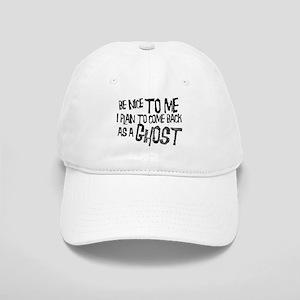 Ghosts & Paranormal Cap
