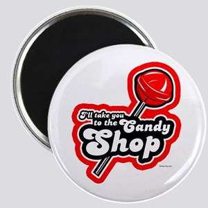 I'll take you to the Candy Shop ~ Magnet
