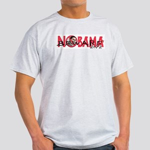 Hopey-Changey Nobama Light T-Shirt