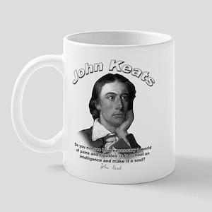 John Keats 01 Mug