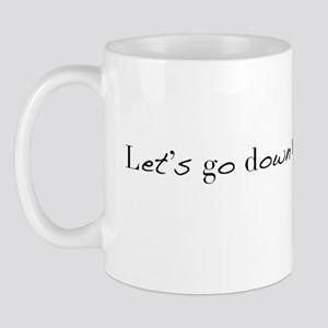 Let's Go Down To Provincetown Mug