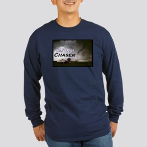 Storm Chaser Long Sleeve Dark T-Shirt