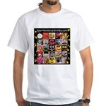 Smiley Mosaic T-Shirt