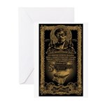Steampunk Greeting Cards (Pk of 10)