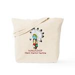 Kachina Nakiachop Tote Bag