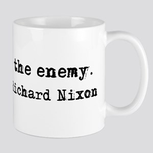 The Press is the Enemy Mug
