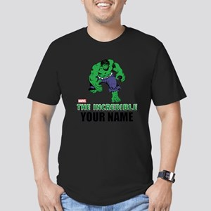 The Incredible Hulk Personalized De Fitted T-Shirt