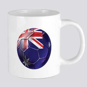 Australian Football 20 oz Ceramic Mega Mug