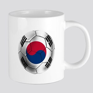 Korea Football 20 oz Ceramic Mega Mug