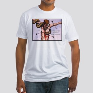 Angry Johnny-Disposable Boy Fitted T-Shirt