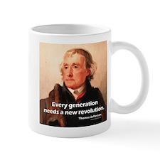 Jefferson: Every Generation Mug