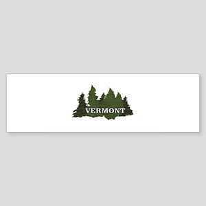 vermont glory Bumper Sticker