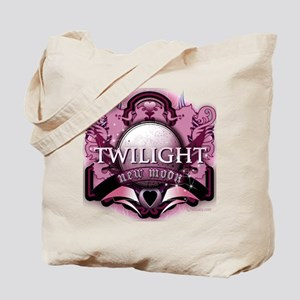 Twilight New Moon Crystal Pink Lion Hearts Crest T